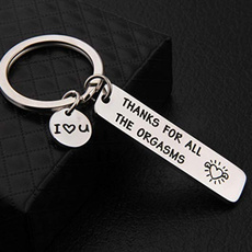 Funny, Key Chain, Romantic, couplekeychain