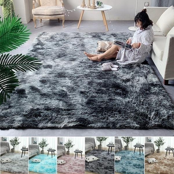 bedroomcarpet, shaggycarpet, Rugs, Grey