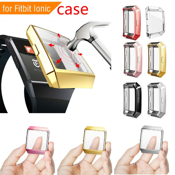 case, TPU Case, fitbitionicwatchcase, Waterproof