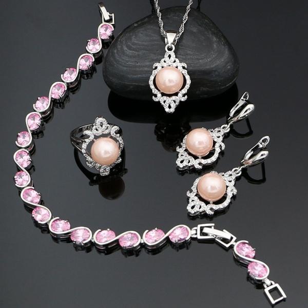 womenpearljewelry, ringpearl, Pearl Earrings, romanticpearljewelry