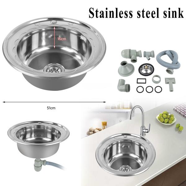 Steel, Home Supplies, Stainless Steel, Kitchen & Dining