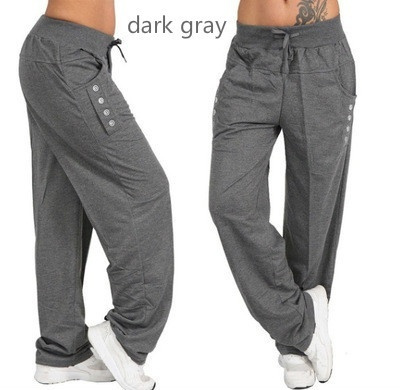 harem, trousers, Yoga, Casual pants
