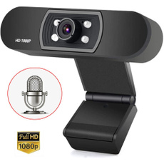 Webcams, Microphone, Home & Office, Computers