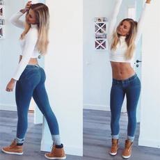 Women Pants, pencil, Leggings, Plus Size