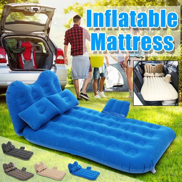 inflatablebed, campingairbed, Car Accessories, Inflatable