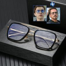 Blues, uv400protection, metaleyeglassesframesmen, lights