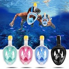 divingsnorkel, divingmask, Summer, divingequipment