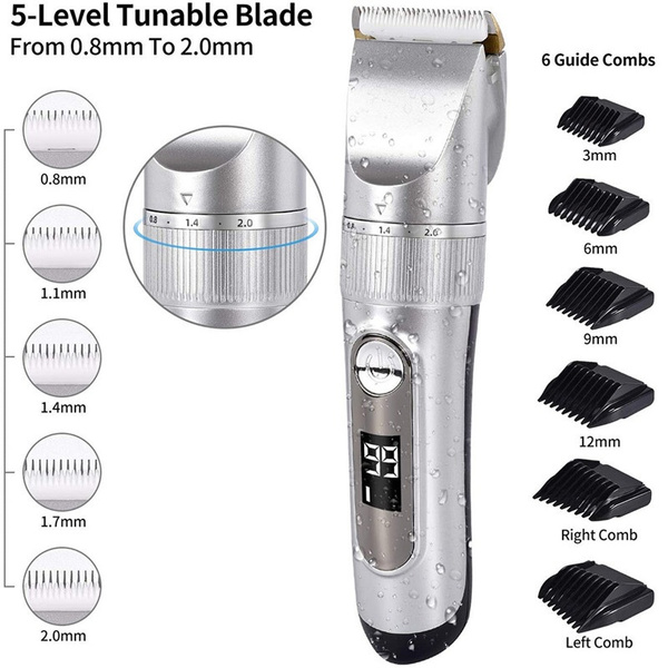 Razor, Rechargeable, led, Electric