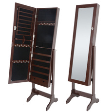makeupstand, brown, jewelrystand, Jewelry
