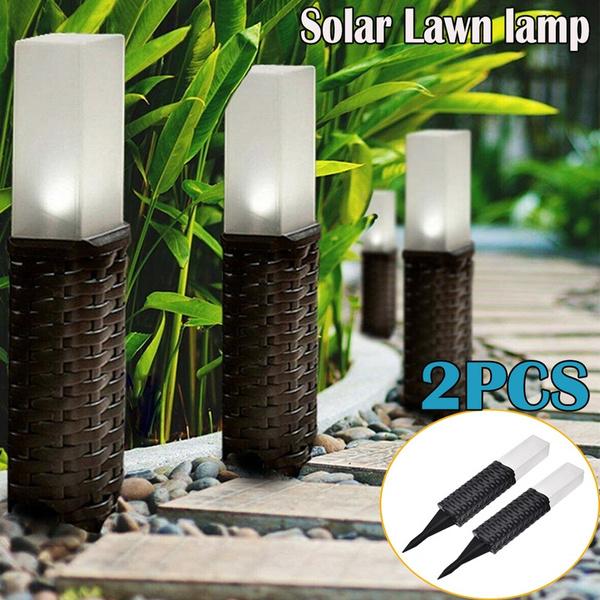 solarlight, spikelight, Waterproof, Home & Living
