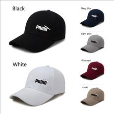 Baseball Hat, Summer, casualhat, letter print