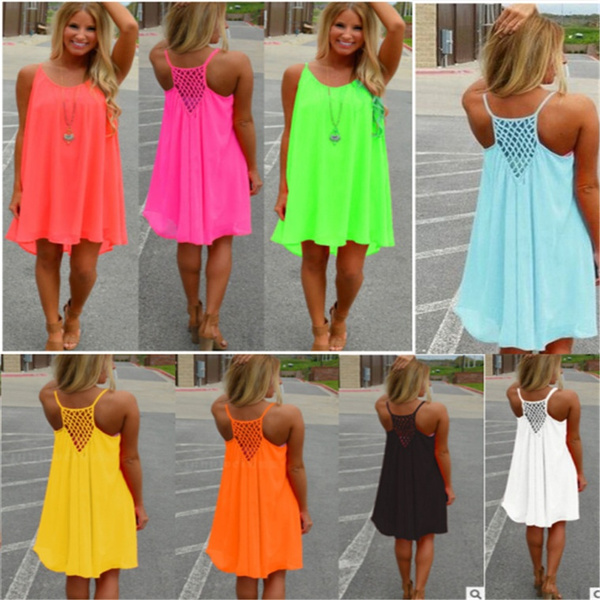 Mini, Summer, Dress, sexylady