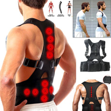 posturecorrectorbelt, bracestrap, backpainrelieverdevice, magneticsupport
