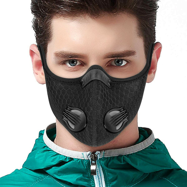 Outdoor, dustmask, activatedcarbonmask, Sports & Outdoors