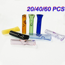 glassfiltertip, glassblunttip, Colorful, smokingpipe