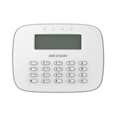 teclado, hogar, seguridad, alámbrico