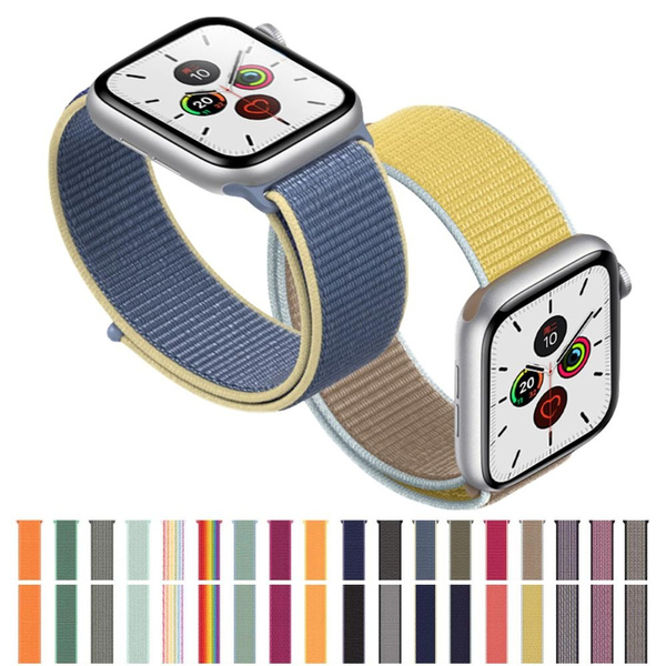 iwatchseries5band, Nylon, applewatchband44mm, iwatchband38mm