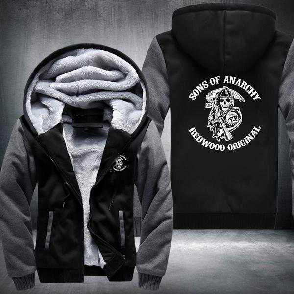 anarchy, Jacket, Fashion, Hoodies