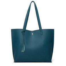 women's shoulder bags, Tassels, Fashion, Capacity