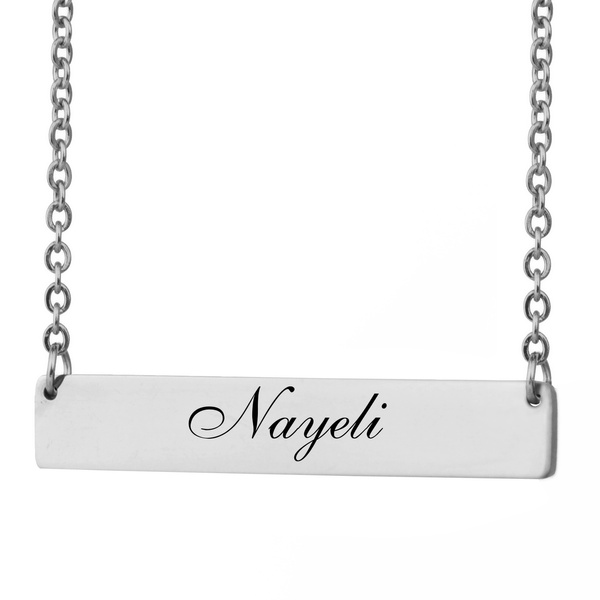Silver Jewelry, forher, Christmas, barnecklace