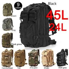 Sport, military backpack, Hiking, Waterproof