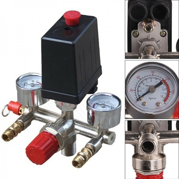 Heavy, pressureswitchvalve, valvegaugesregulator, pumppressureswitch