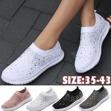 pink, Sneakers, shoes for womens, Casual Sneakers