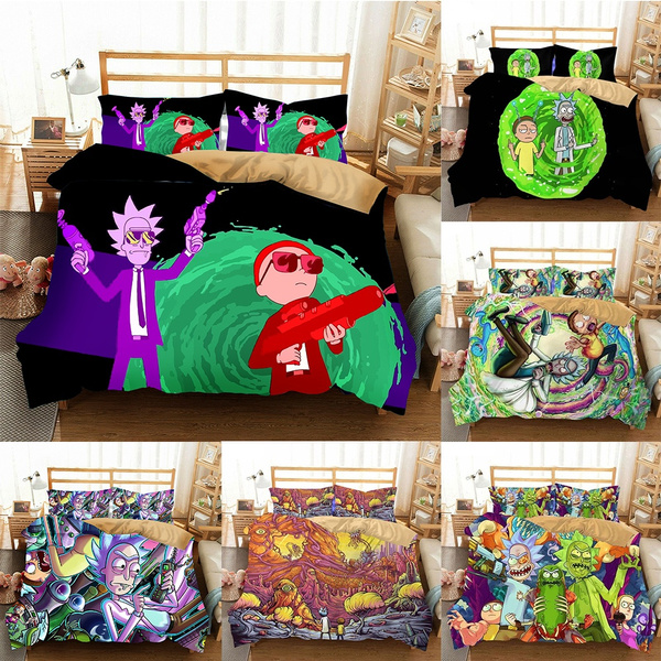 beddingkingsize, cartoonbeddingset, Cotton, Bedding