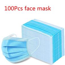 nonwovenmask, surgicalmask, medicalmask, 100pcs