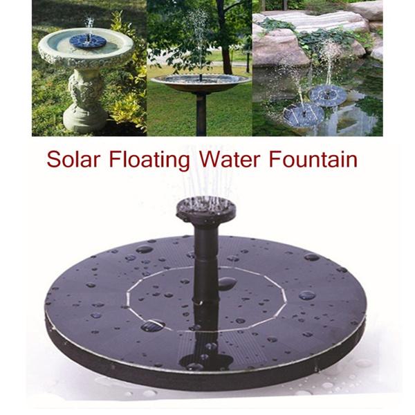 Mini, Garden, fountainwaterpump, solarwaterpump