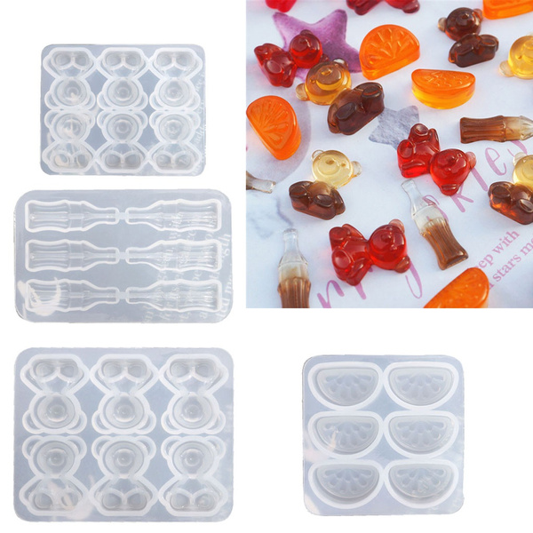 candy, gummymold, Silicone, resinmold