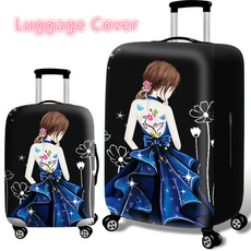 luggagecover, suitcasecover, Waterproof, casesampcover