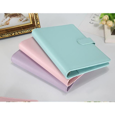 plasticshell, notebookfolder, leather, Office & School Supplies