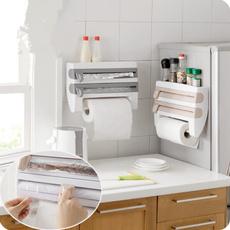 papertowelholder, Kitchen & Dining, bottlerack, clingfilmstorage