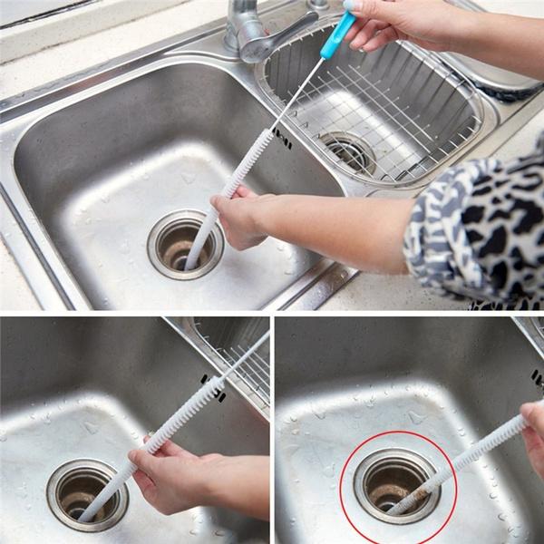 sewercleaner, sinkcleaningbrush, Bathroom, Bathroom Accessories