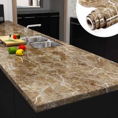 marblewallpaper, marblevinyl, Wool, Kitchen & Home