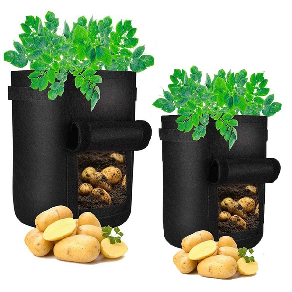 vegetabletool, Garden, Cloth, potatobag