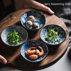 smalldishplate, Kitchen & Dining, seasoningdishceramic, tomatopastedipbowl
