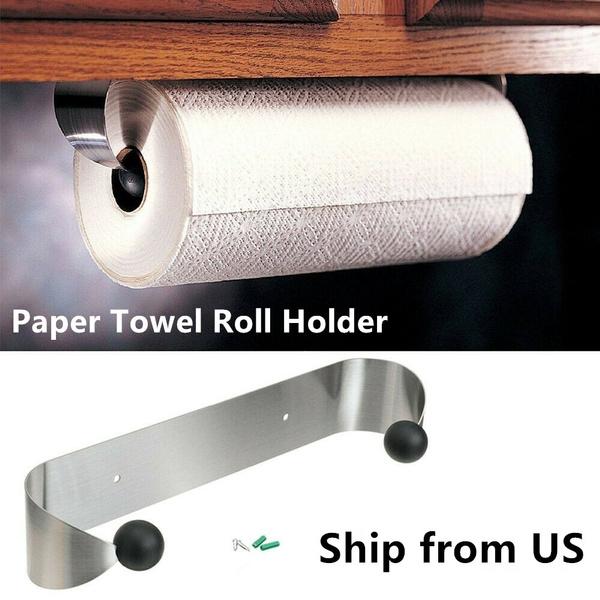 paperrollholder, silverholder, toiletholder, Stainless Steel