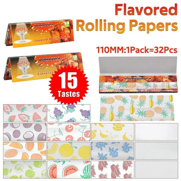 Smoking, tobacco, rollingcigarette, flavoredrollingpaper