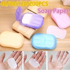 Mini, soapsheet, handsoap, travelsoap