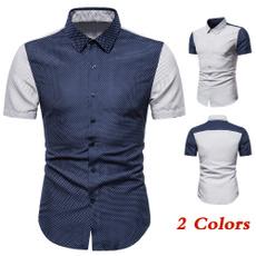 Summer, Fashion, men clothing, print shirt