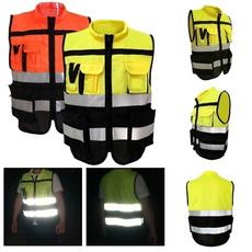 Vest, Fashion, Racing Jacket, safetyvest