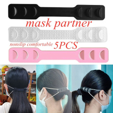 universalbuckle, adjustablelevel, masksaccessorie, earhook