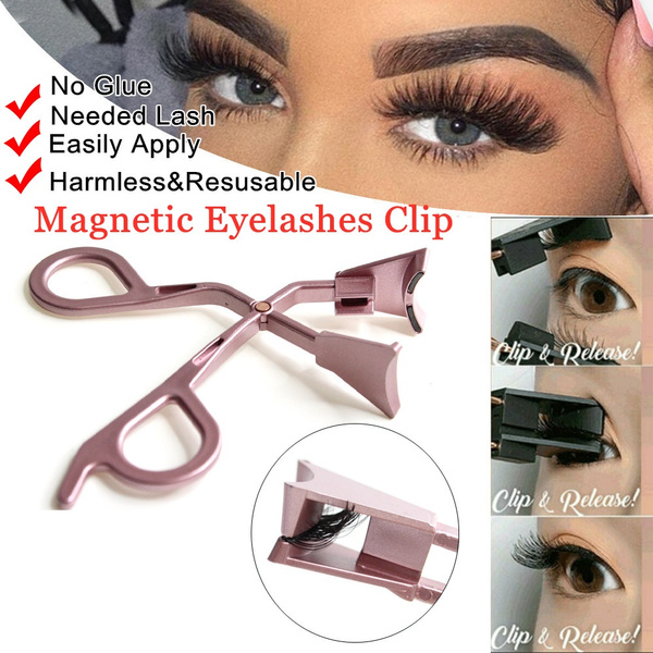 Eyelashes, magneticlashclip, Fashion, Beauty