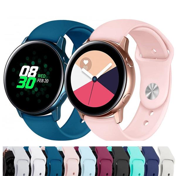 Sport, Samsung, Silicone, galaxywatch