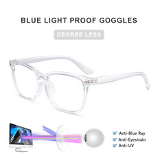 Blues, eyeglass frames, eyeprotection, Computers