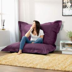 beanbagcover, beanbag, storagebeanbagchair, Home & Living