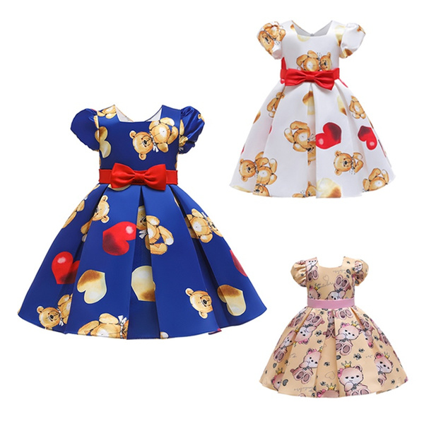 girls dress, Princess, Sleeve, Dresses