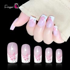 pink, ballerinanail, art, nailsartamptool